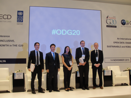 Open Data for Anti-Corruption G20 side event