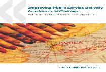 Improving Public Service Delivery : Experiences and Challenges