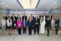 The 10th Social Experts Meeting in Asia/Pacific Region