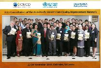 The 5th Consultation on Health Care Quality Improvement Network in the Asia-Pacific Region