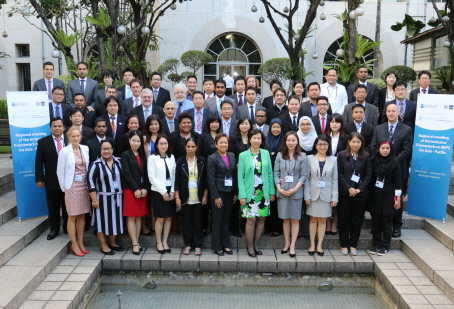 The 1st Regional Meeting in Asia-Pacific Region on Inclusive Framework on BEPS