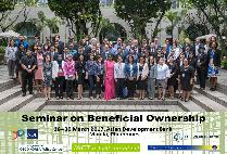 Beneficial Ownership Seminar for the Asia-Pacific Region